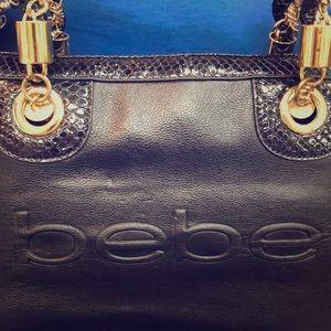 Black Bebe Bag